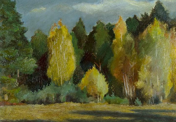 3-я выставка проекта «Московские казанцы» «Дмитрий Красильников (1903–1951). Живопись, графика»