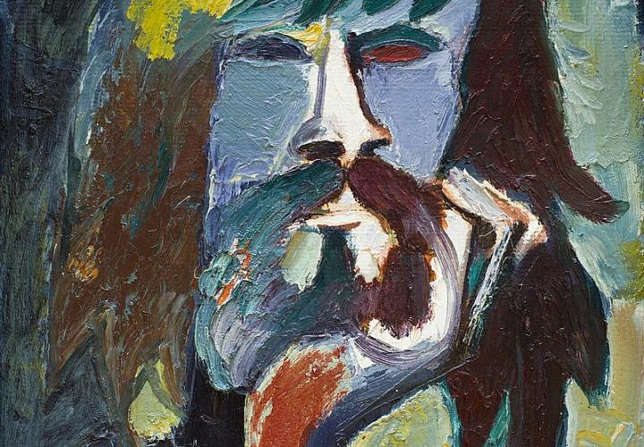 Юбилейная выставка Бориса Десяткина