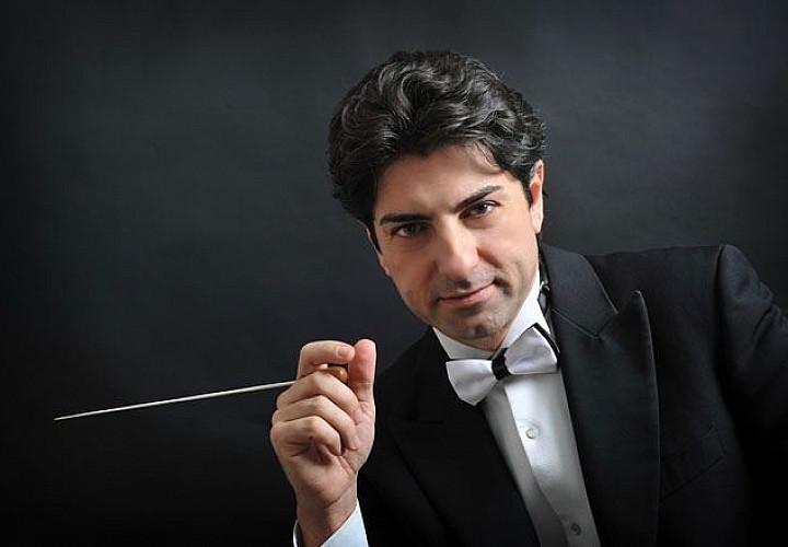 Камерный оркестр «В-А-С-Н». Дирижер Диан Чобанов (Болгария - Австрия)