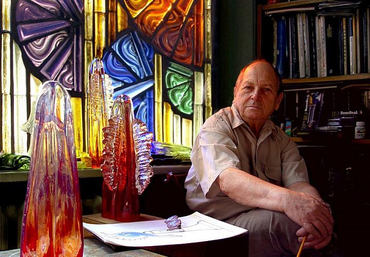 Выставка «Волшебный мир стекла и хрусталя»