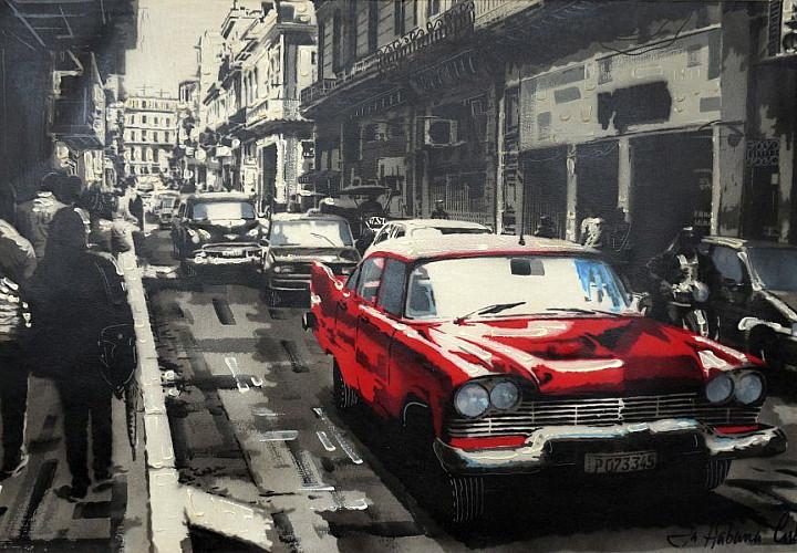 Международная Выставка живописи кубинских художников «La CUBA» (16+)