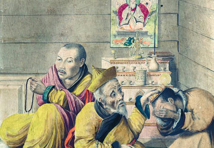 Выставка «Прокопий Рязанцев. Встреча через полтора столетия»