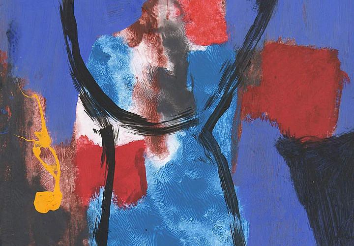 Выставка Валерия Светлицкого «Поля напряжений» 6+