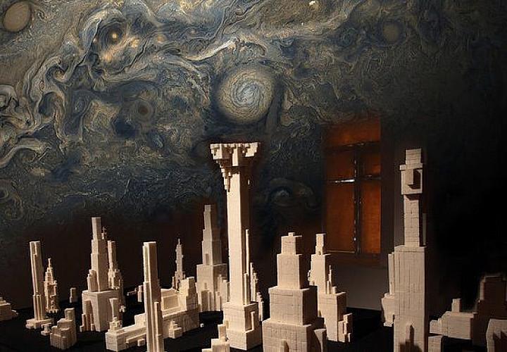 «Космическое Беляево»: Выставка 1. «Космизм Леонида Тишкова» (6+)