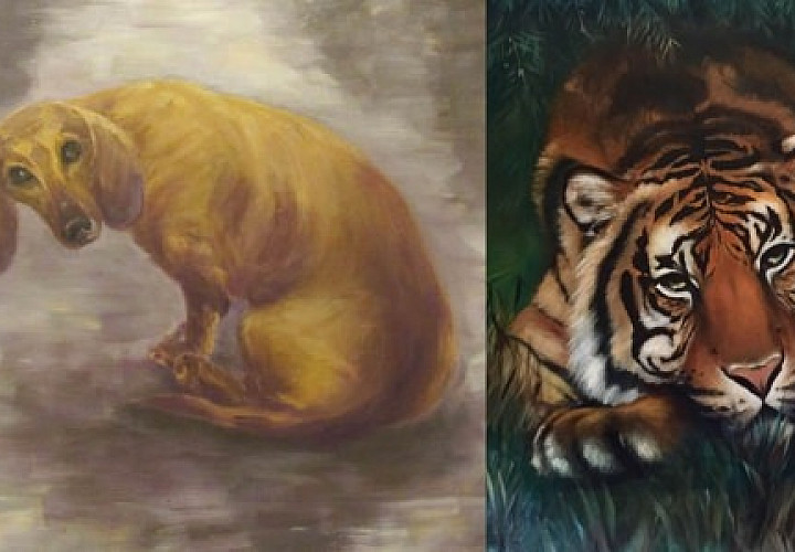 International exhibition-competition of animal art