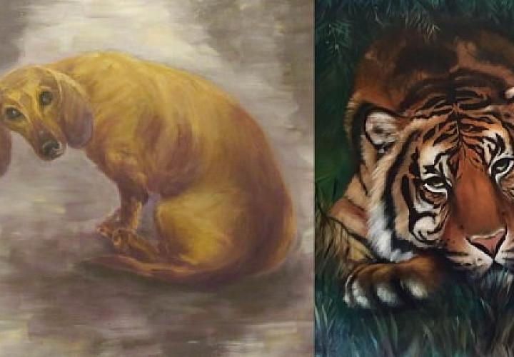 Международная выставка-конкурс анималистического искусства «ПОРТРЕТ ЖИВОТНОГО»