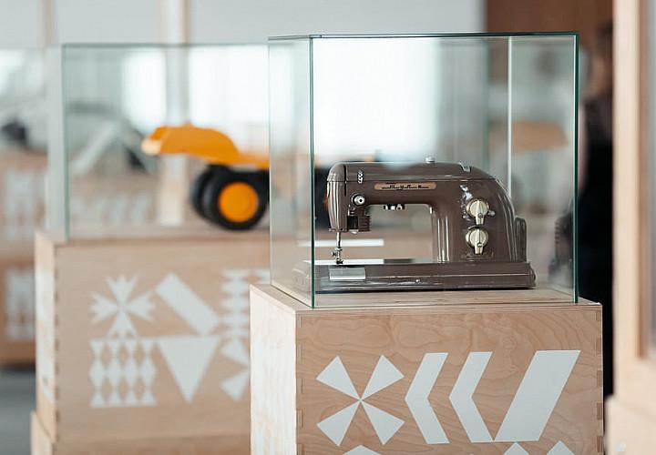Выставка «История российского дизайна 1917–2017»
