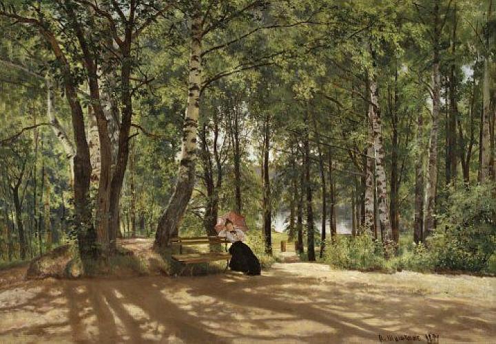 Иван Шишкин и его художественный круг