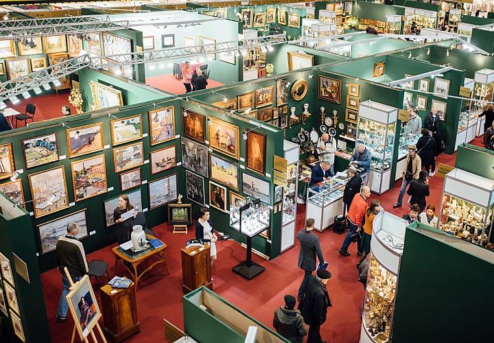 Выставка «Петербургский антикварный салон»