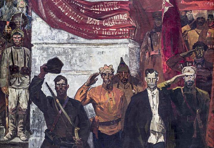 Выставка Анатолия Алексеева — к 90-летию автора