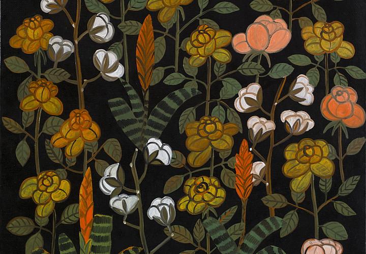 Выставка к 65-летию со дня рождения художника Люси Вороновой из коллекции Александра Воронина (Москва)
