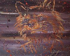 Выставка Дарьи Шкелевой «ЭМОСТРИП»