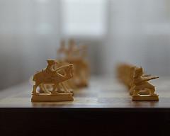 Редкие шахматы из Индии – в «Усадьбе В.П. Сукачёва»