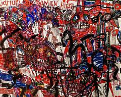 «Параллельные пространства»  Выставка произведений Геннадия Серова и Натальи Тестиной