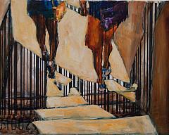 Выставка Ульрика Эллер-Рюттер «ANALOG». Живопись и Перформанс