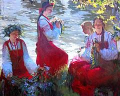Выставка художника Юлии Косцовой «ЖИВОПИСЬ MA VIE»