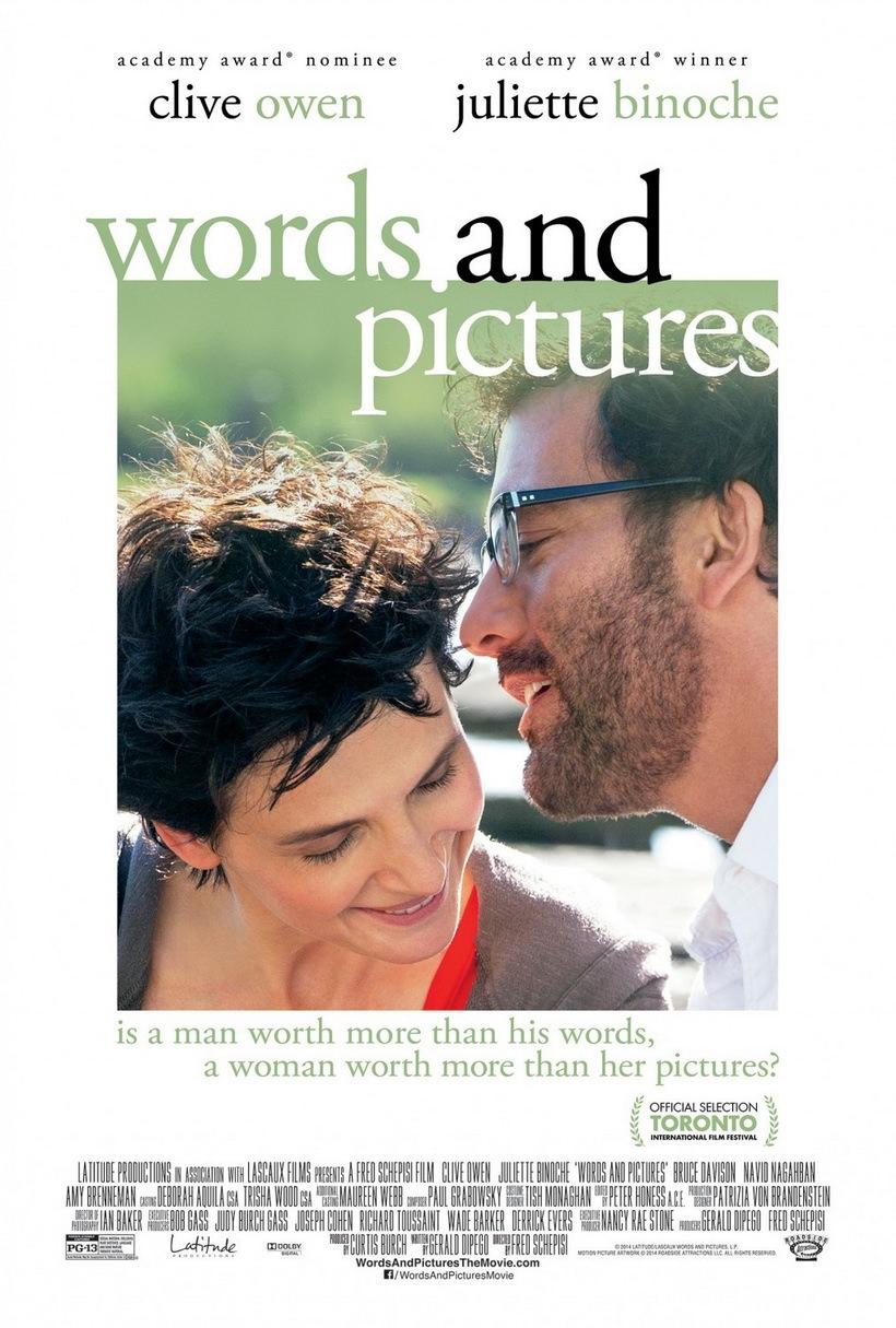 «Любовь в словах и картинках»