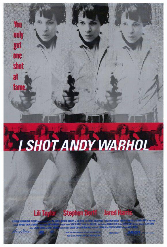 «Я стреляла в Энди Уорхола»