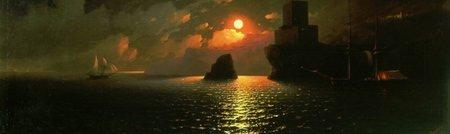 Поклонникам таланта Ивана Айвазовского - большая коллекция картин художника