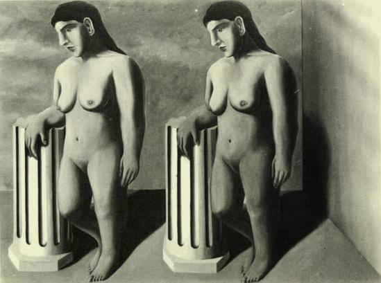 «Зачарованная поза» - последний фрагмент картины Магритта найден в Брюсселе