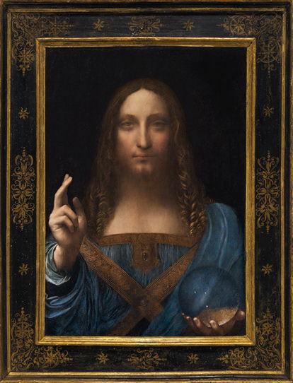 Новый абсолютный рекорд для произведений искусства: «Salvator Mundi» продан за 450 миллионов долларов