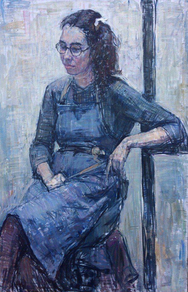 Выставка живописи «Лица»