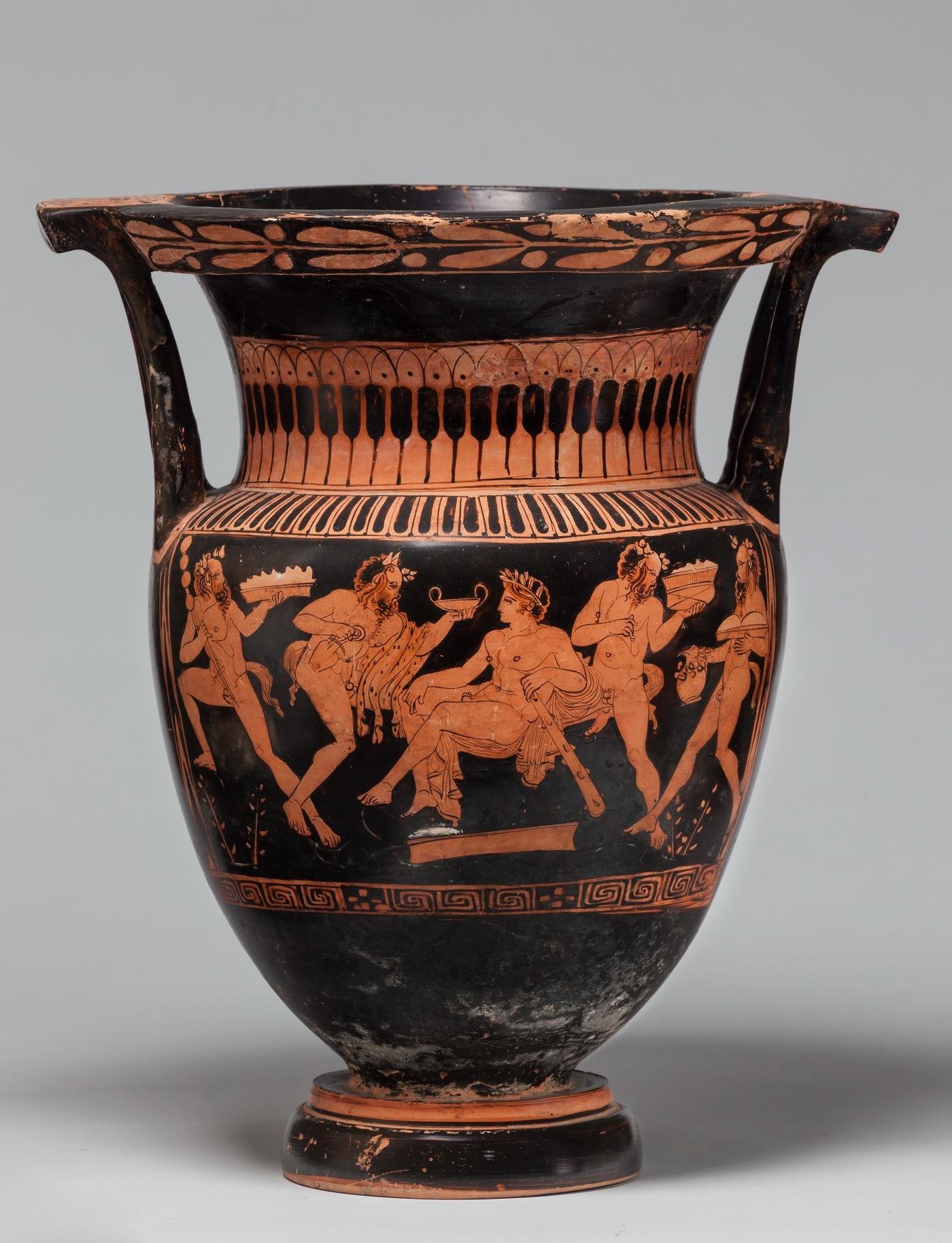 Аттика, конец 5 в. до н.э
