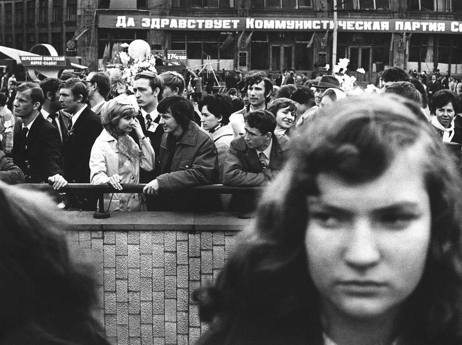 "Exhibition ""Native Retro. 1962 - 2002. Moscow saga of photographer Mikhail Dashevsky"""