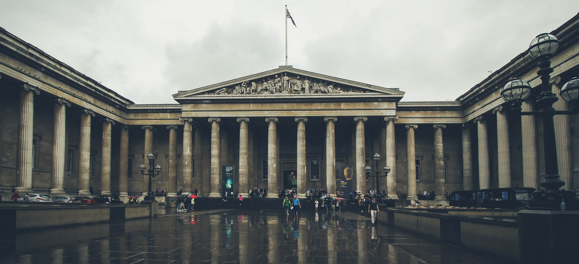 Британский музей. Photo: Tamara Menzi | Unsplash