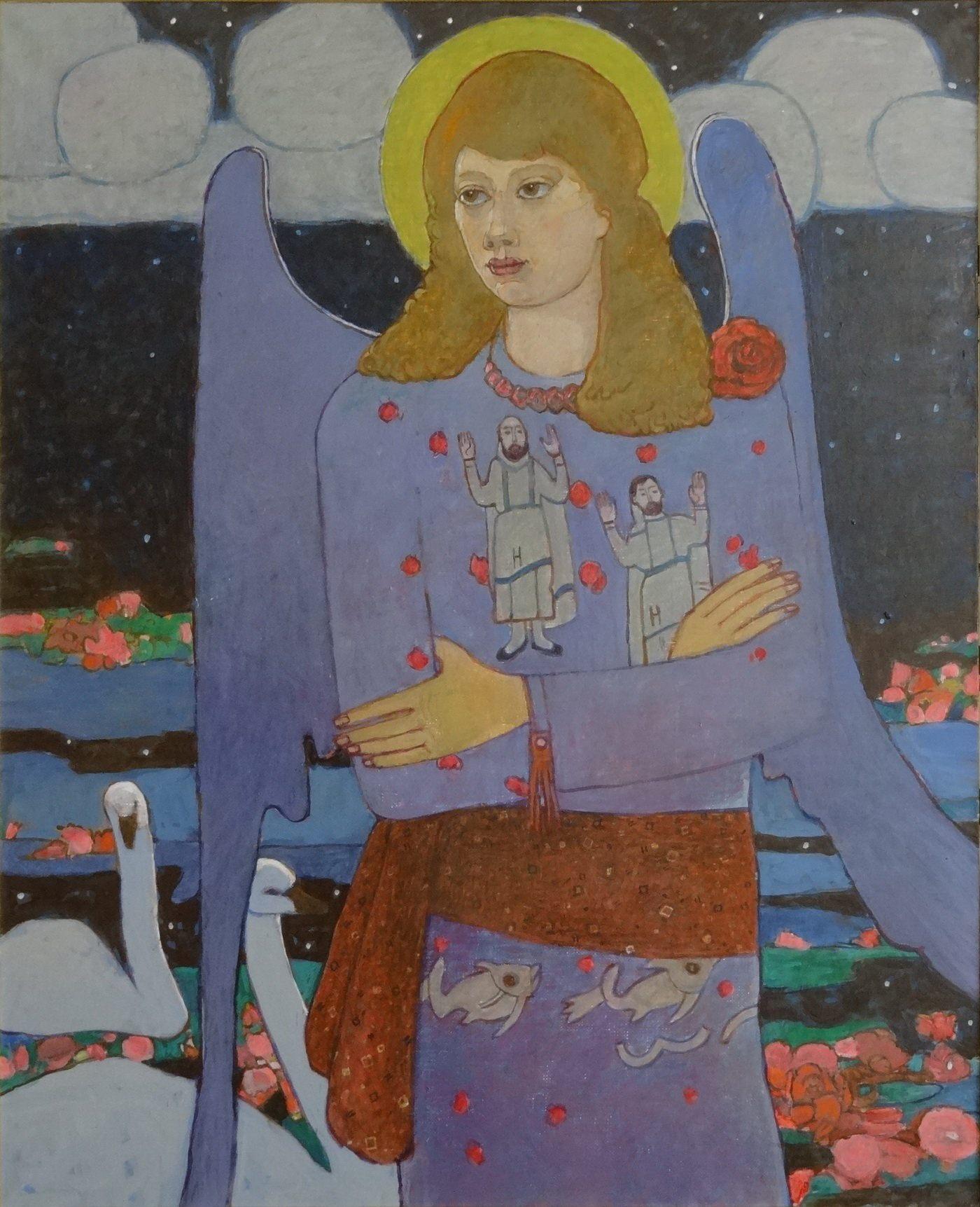 Анатолий Егоров. Ангел и демоны