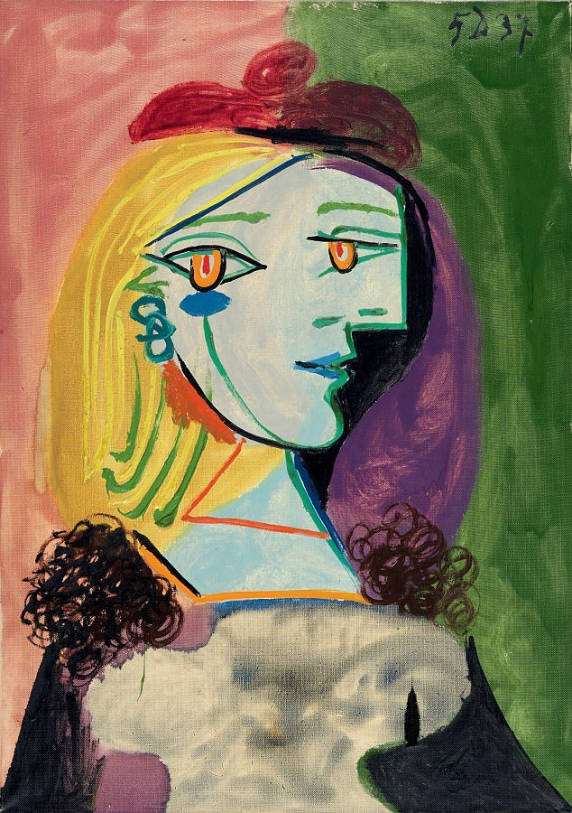 """Annabelle"" Picasso - renaming the painting"