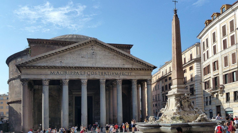 Вход в Пантеон в Риме будет платным