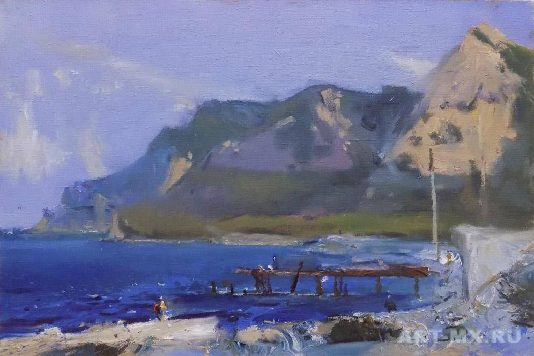 Выставка Валерия Видецких