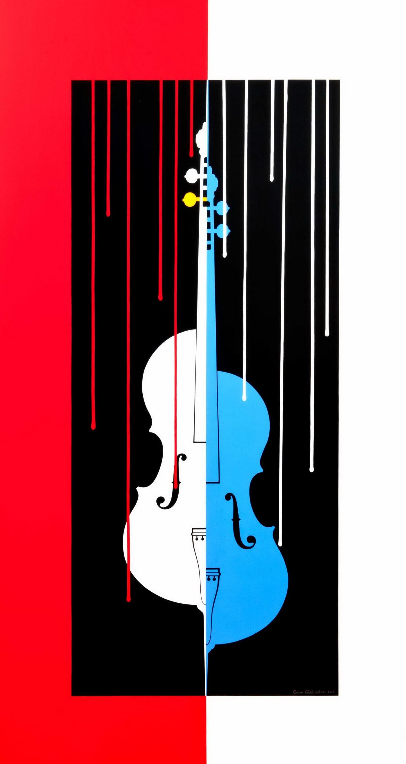 Музыка Света. 2013, х.акр
