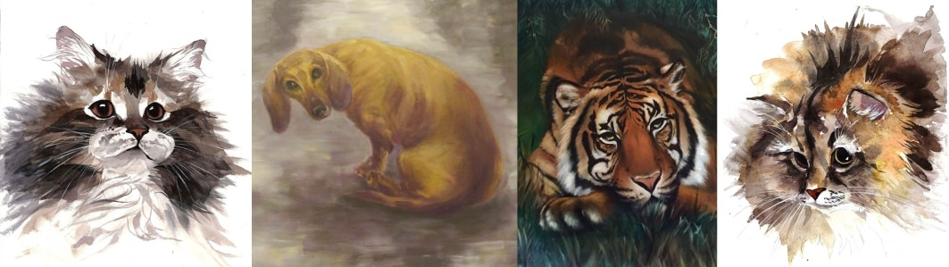 "International exhibition-competition of animal art ""PORTRAIT OF ANIMAL"""