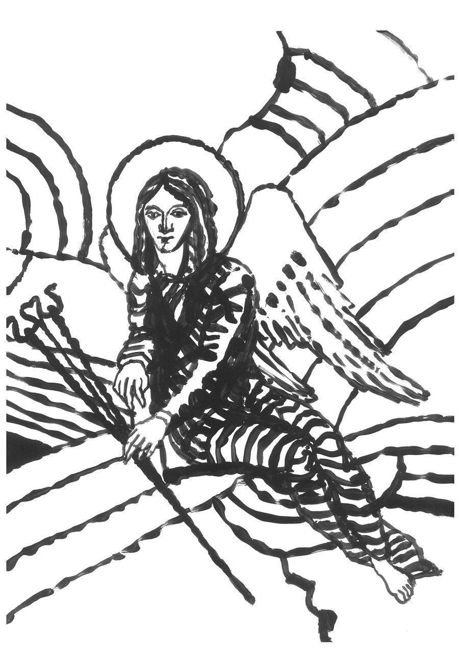 Игорь Ширшков. Ангел