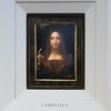 "New absolute record for works of art: ""Salvator Mundi"" sold for $ 450 million"
