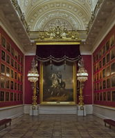 Картинные залы Эрмитажа