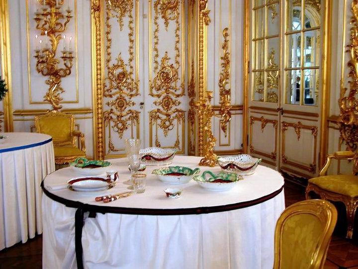 Предметы царской России в Эрмитаже
