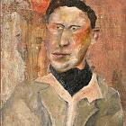 Lucien Freud recognized as the author of the picture, in spite of the rejection of her