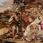 Cambridge restored almost completely destroyed painting of the Renaissance