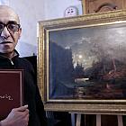 Французский механик приобрёл давно потерянную картину Ренуара за 700 евро