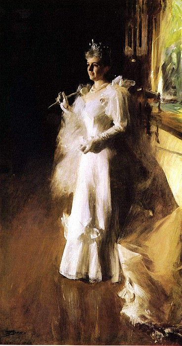 Mrs Potter Palmer, Anders Zorn