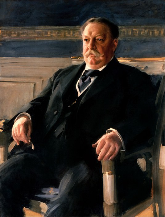William Howard Taft, Anders Zorn