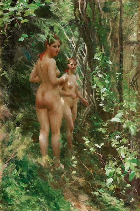 The Hinds, Anders Zorn