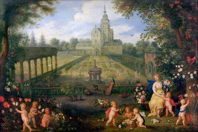Flora, Jan Brueghel The Elder