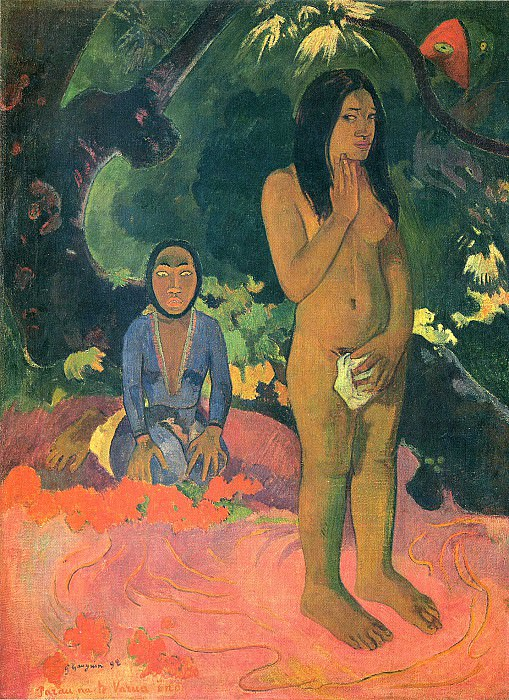 Gauguin 11, Paul Gauguin