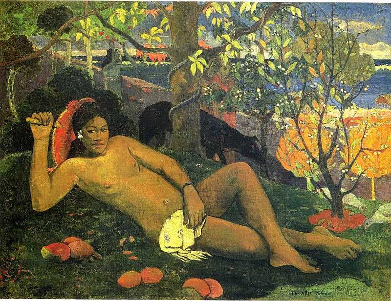 Gauguin 19, Paul Gauguin