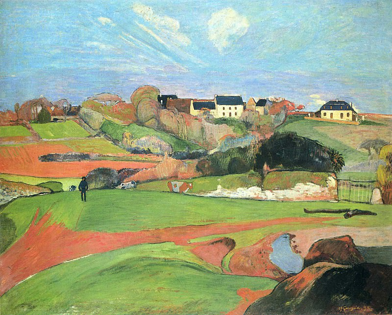 Gauguin 6, Paul Gauguin