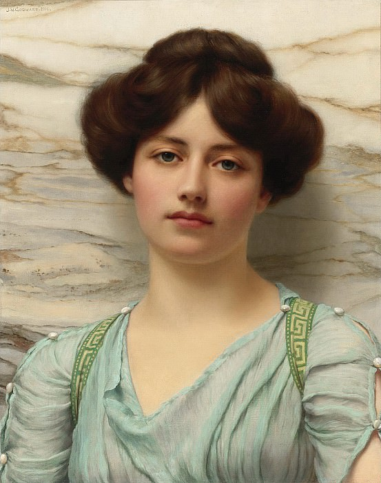 CARINA, John William Godward